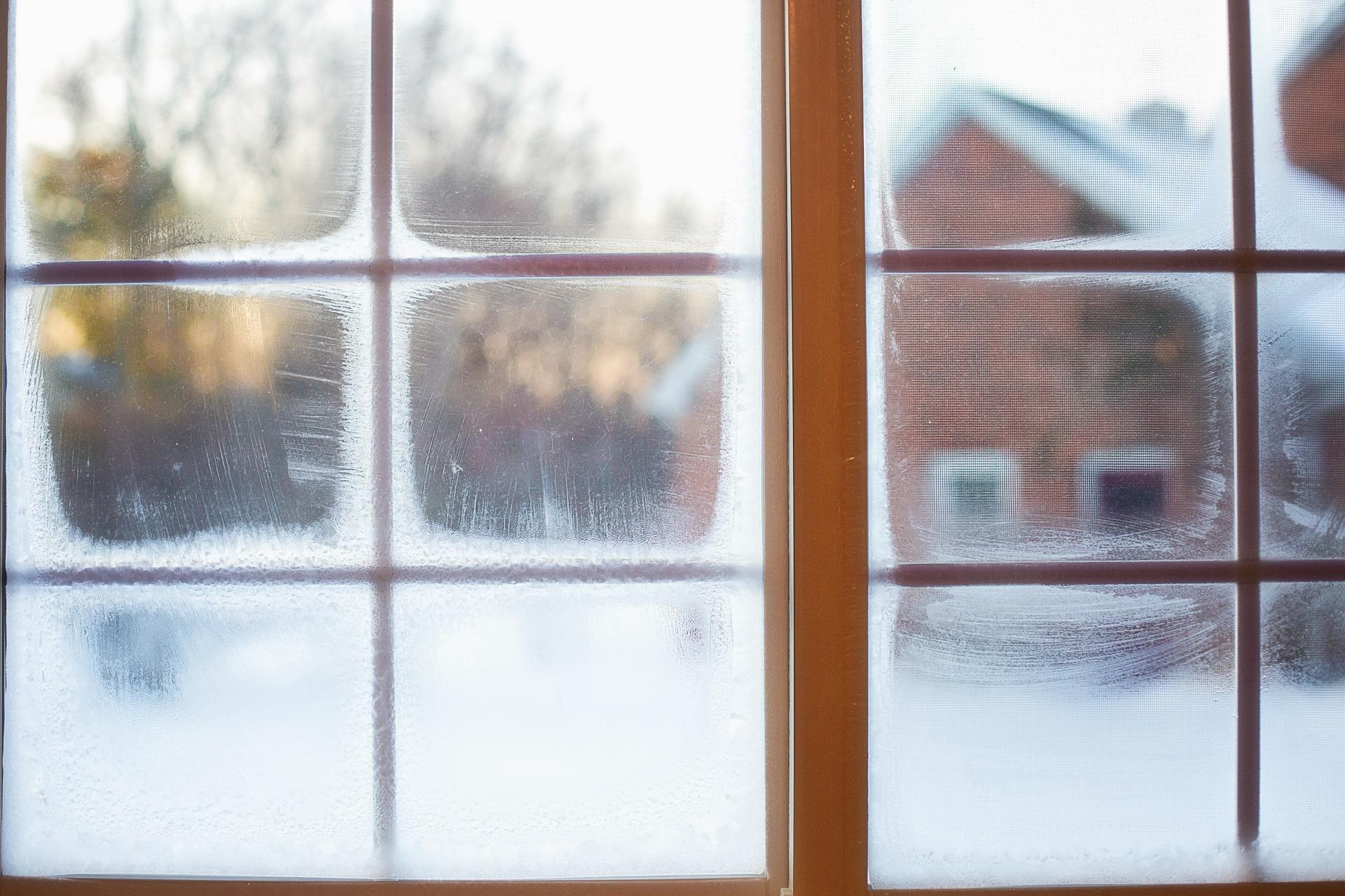 Window, Frost